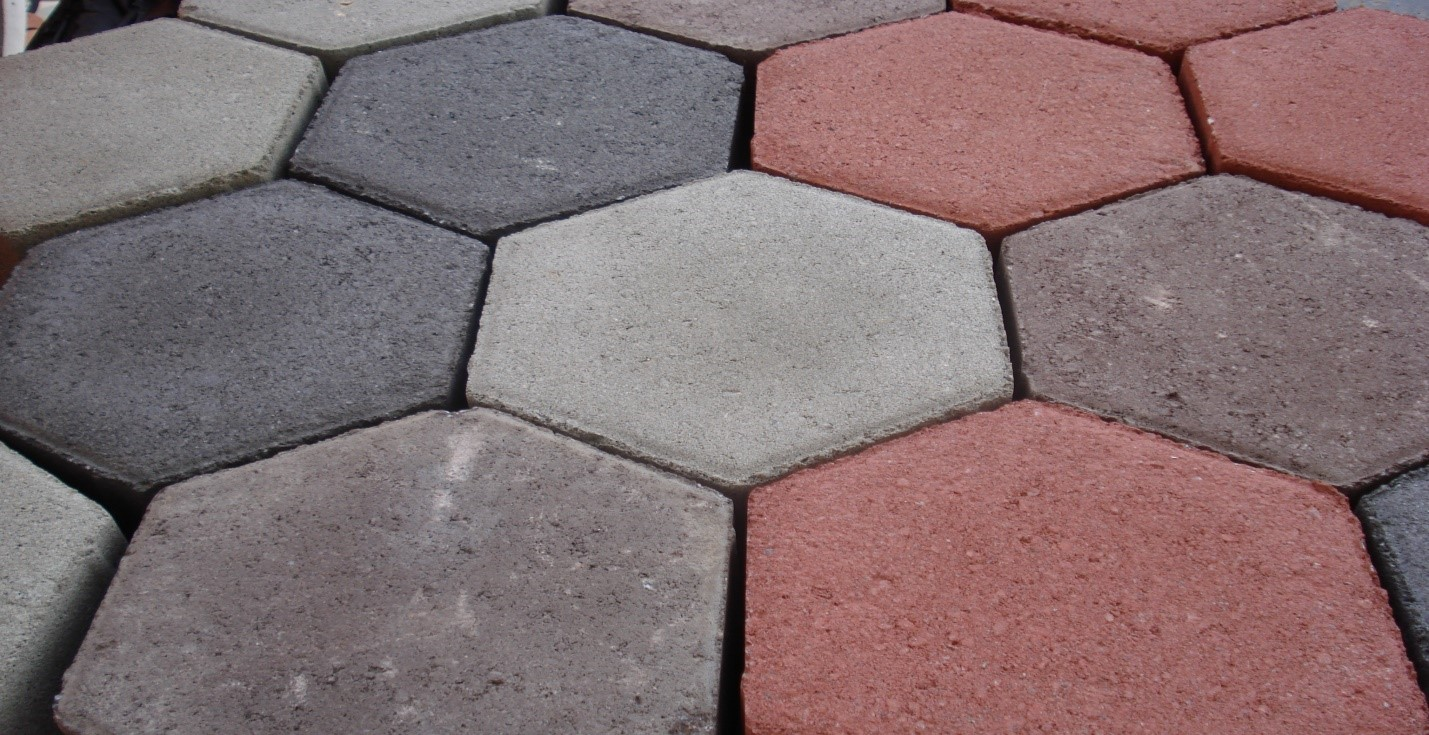 Paving Blocks African Concrete Products
