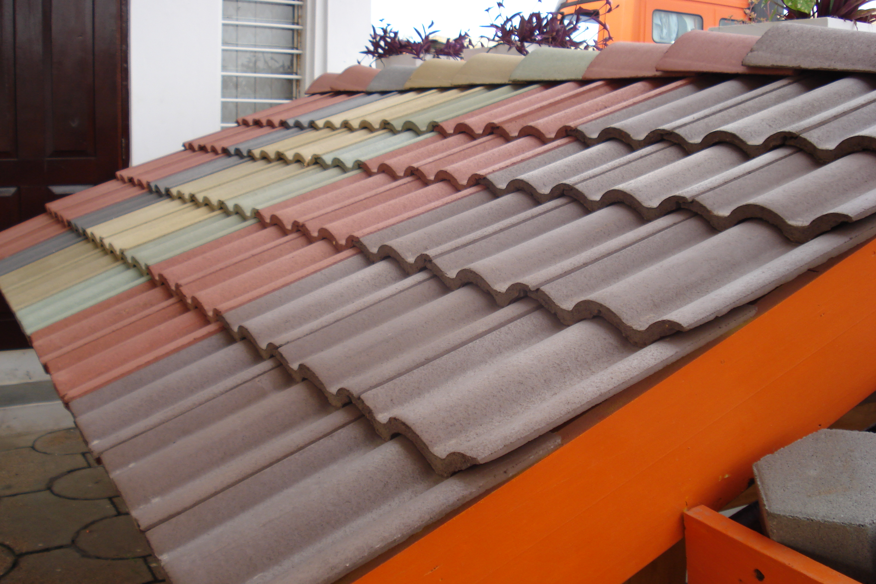 Roofing Tiles African Concrete Products