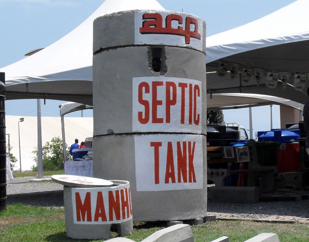 Septic Tank – African Concrete Products